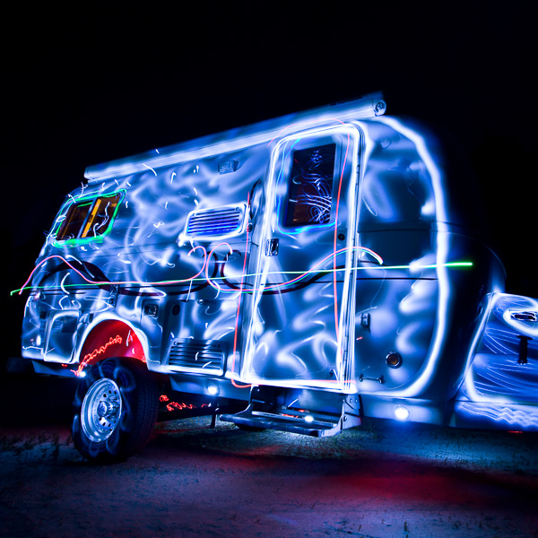 Oliver Travel Trailer (light work by Ben Willmore of digitalmastery.com)