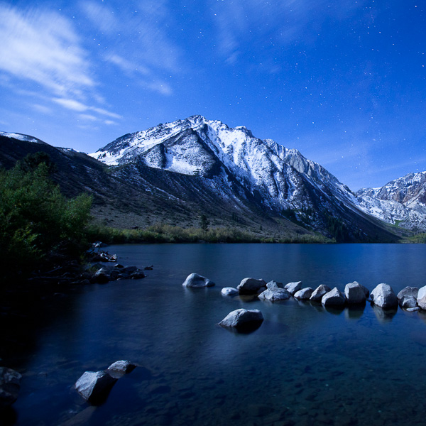 Convict Lake - Windy