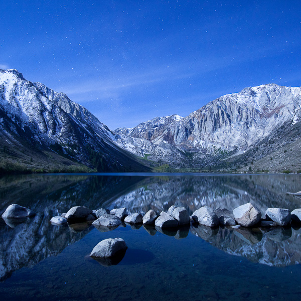 Convict Lake - Calm