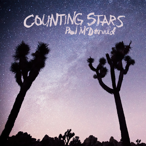 Paul McDonald - Counting Stars