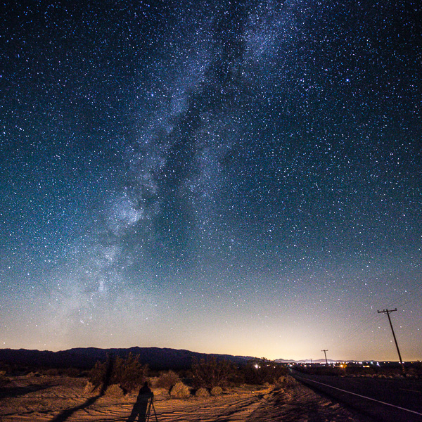 Milky Way Road